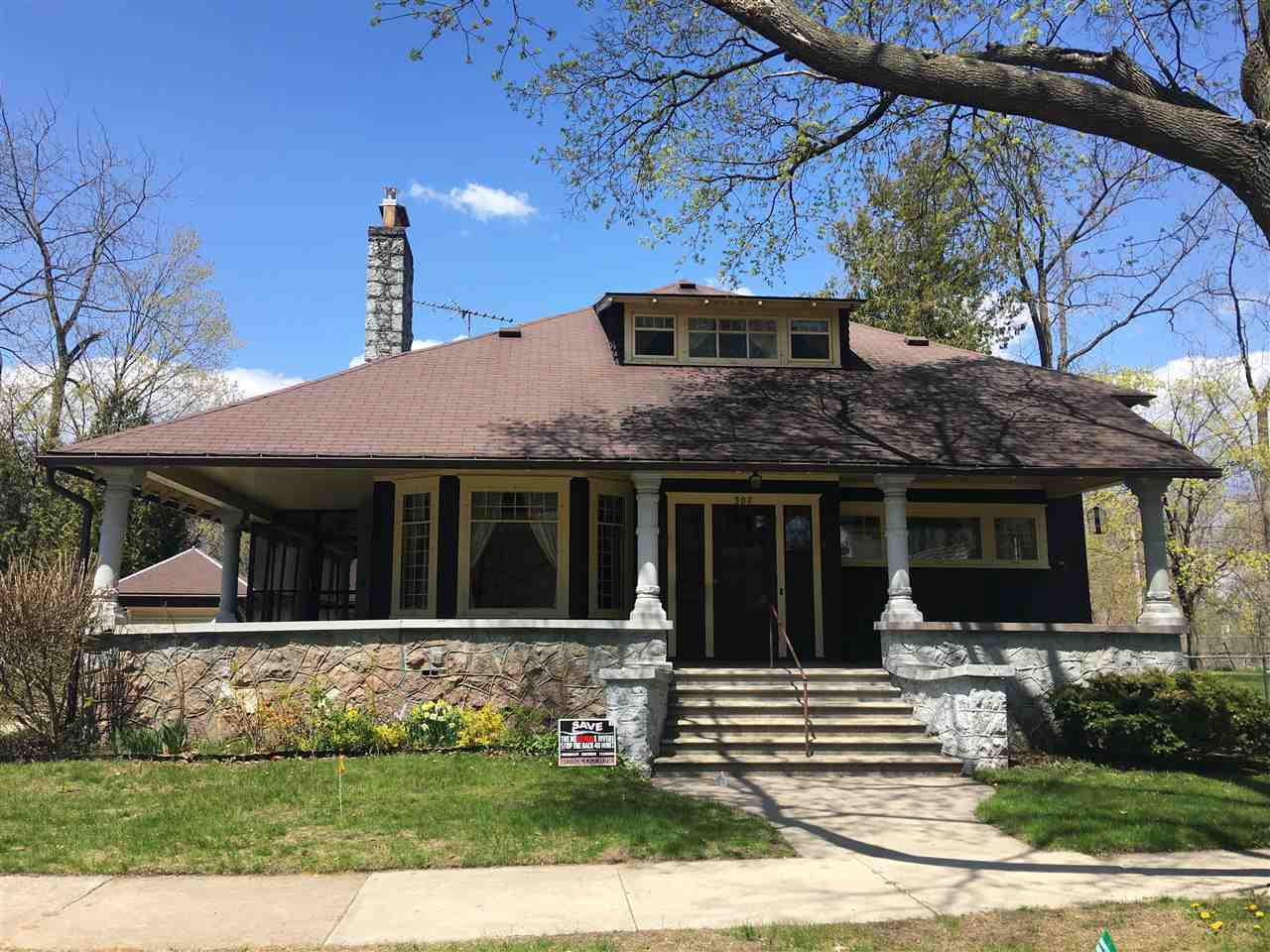 View Single-Family Home For Sale at 307 JEFFERSON STREET, Marinette, WI