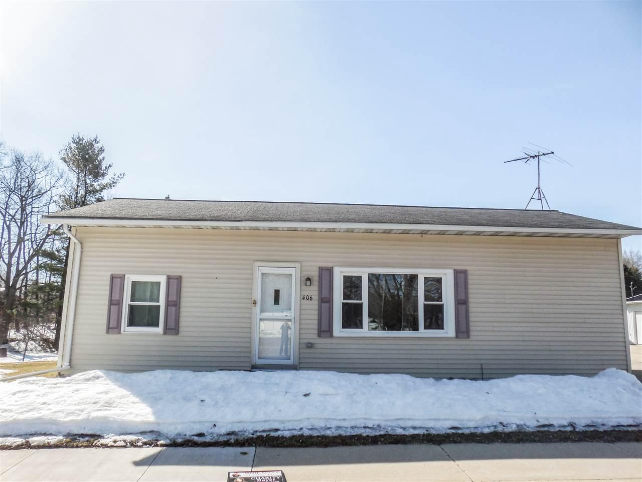 View Single-Family Home For Sale at 406 E MAIN STREET, Gillett, WI
