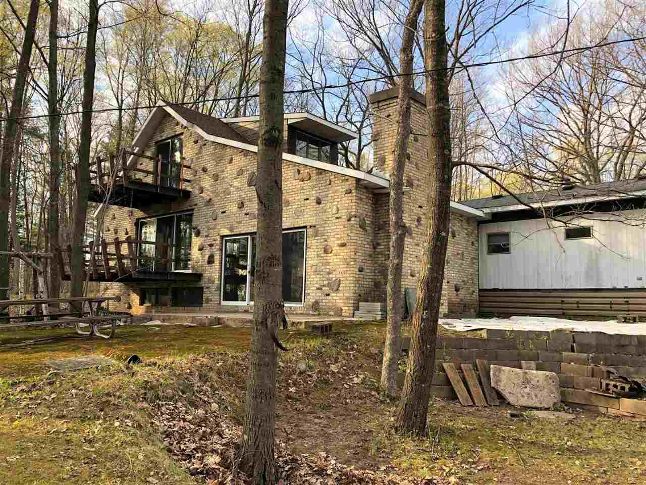 View Single-Family Home For Sale at 12042 LAKESIDE DRIVE, Suring, WI