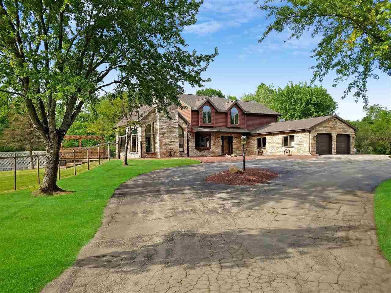 View Single-Family Home For Sale at 6596 ALLEN ROAD, Sobieski, WI