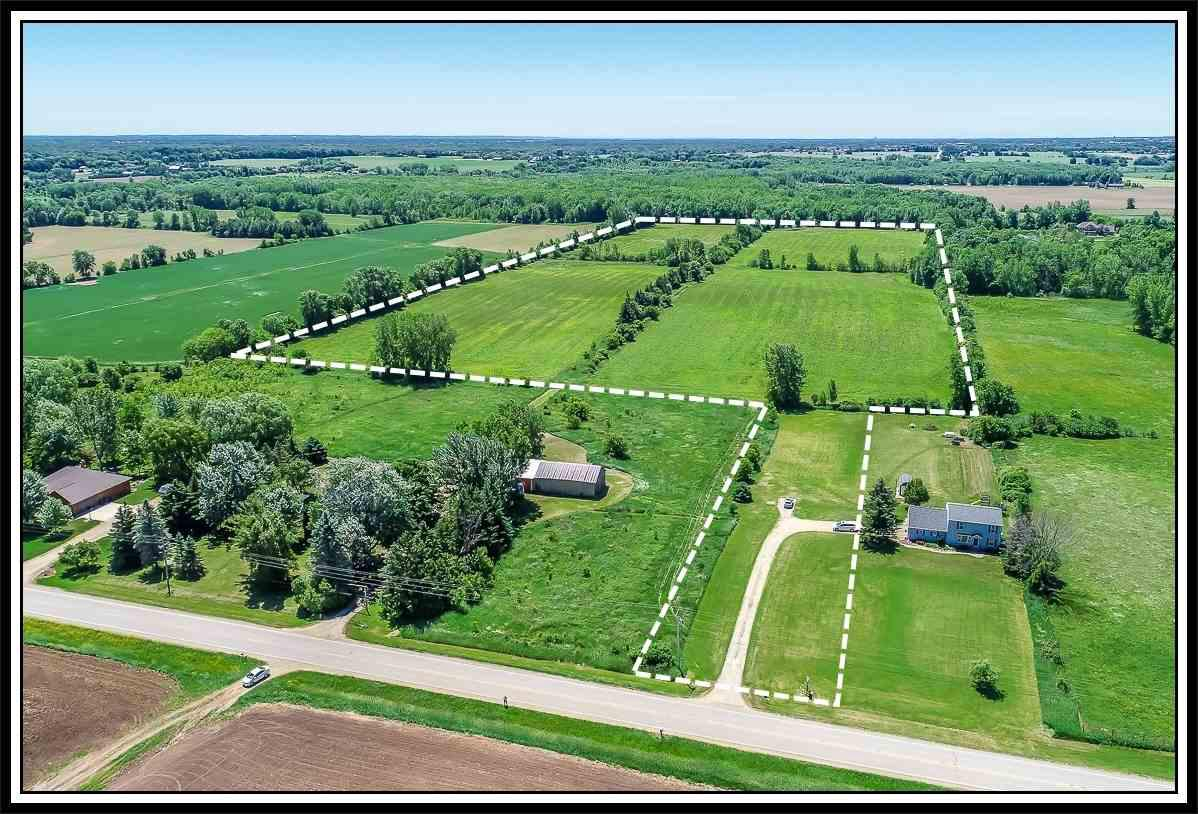 View Vacant Land For Sale at 040080500 HWY O, Appleton, WI