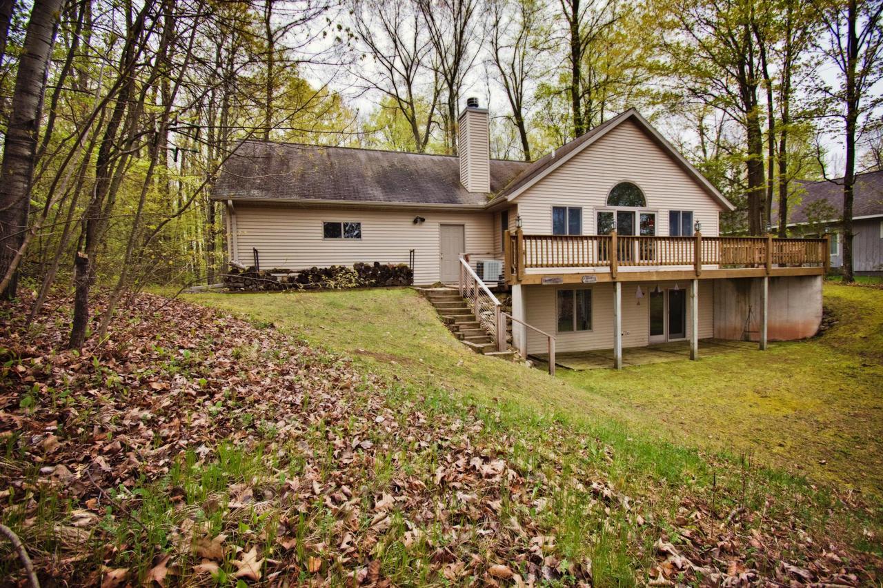 View Single-Family Home For Sale at 12539 S White Potato Lake Rd, Pound, WI