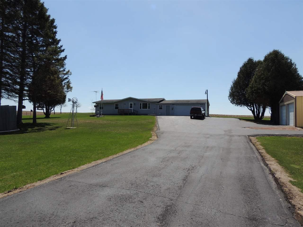 View Single-Family Home For Sale at W9845 HWY B, Coleman, WI