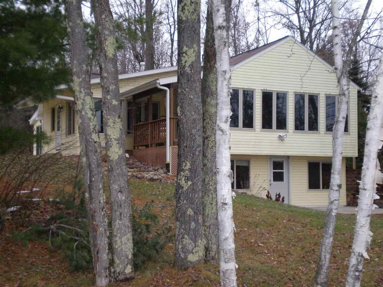 View Single-Family Home For Sale at 16296 WABOOSE DRIVE, Mountain, WI