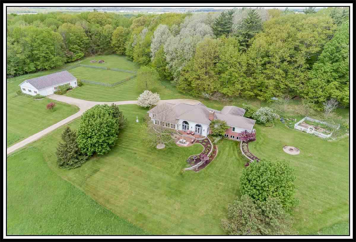 View Single-Family Home For Sale at N4655 QUINTESSENCE COURT, New London, WI