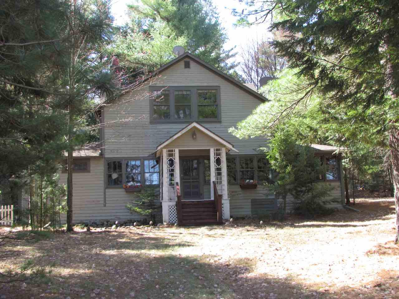 View Single-Family Home For Sale at 14290 HWY VV, Gillett, WI