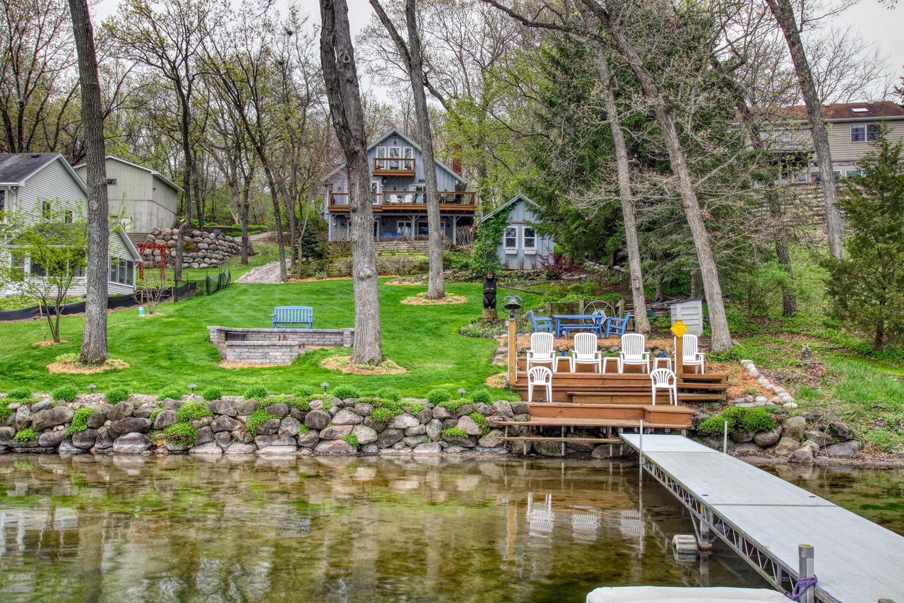 View Single-Family Home For Sale at W1362 South Shore Dr, Palmyra, WI