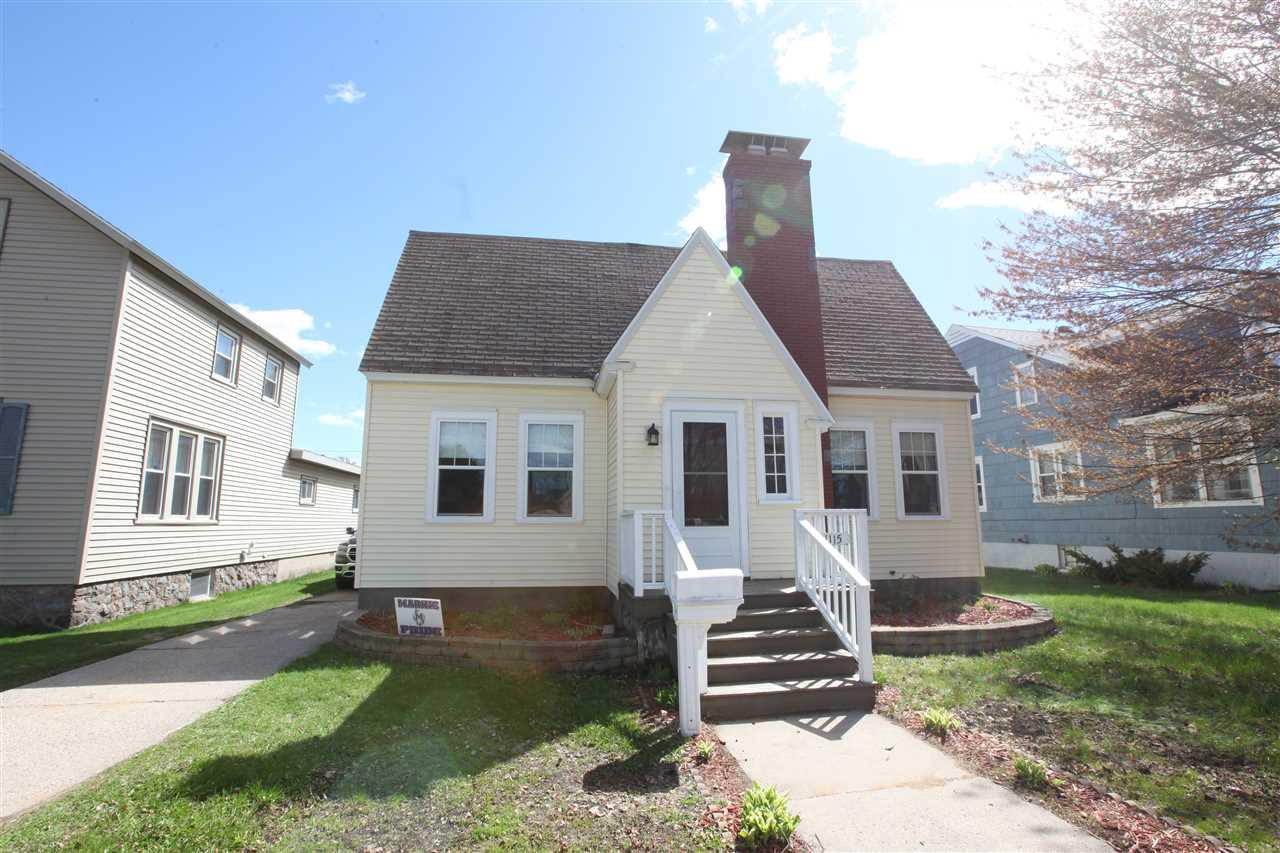 View Single-Family Home For Sale at 1115 CARNEY BOULEVARD, Marinette, WI