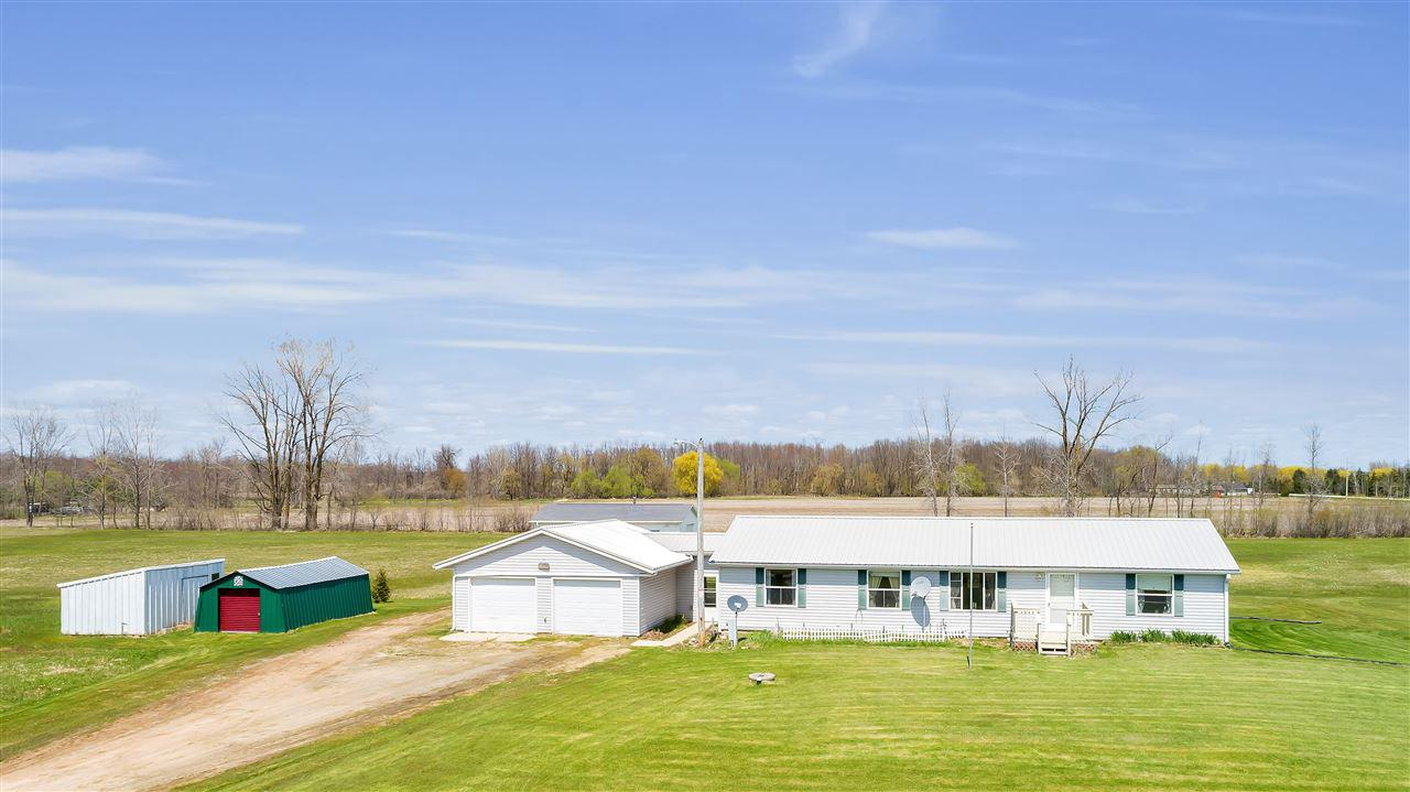 View Single-Family Home For Sale at 7330 S PORCUPINE LAKE ROAD, Lena, WI