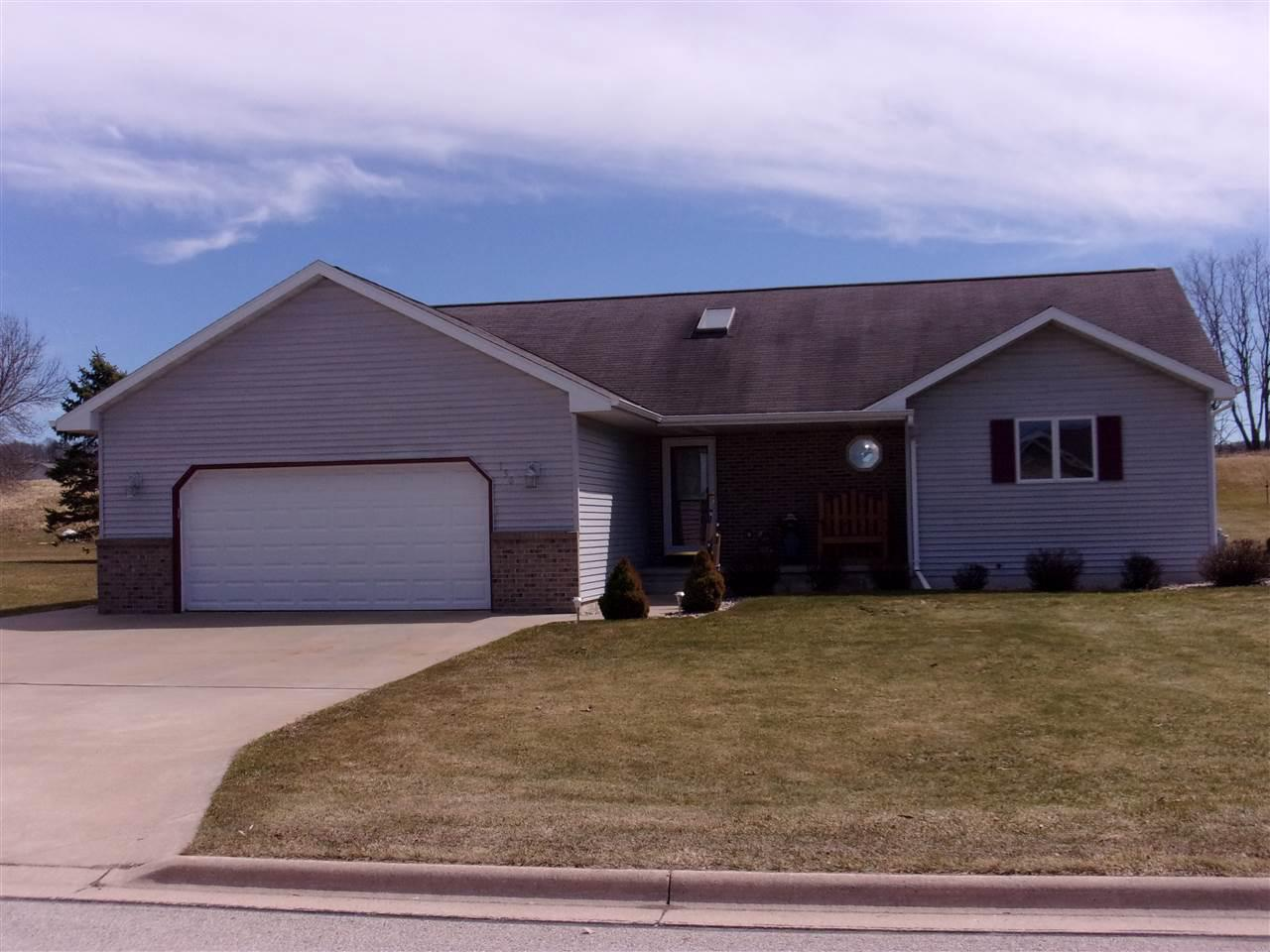 View Single-Family Home For Sale at 130 EAST RIDGE ROAD, New London, WI