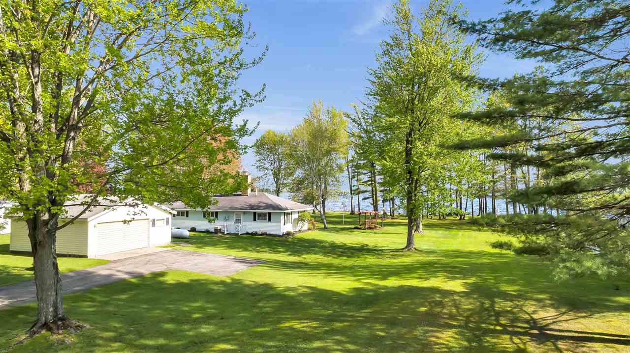 View Single-Family Home For Sale at W6573 ELINOR DRIVE, Wausaukee, WI