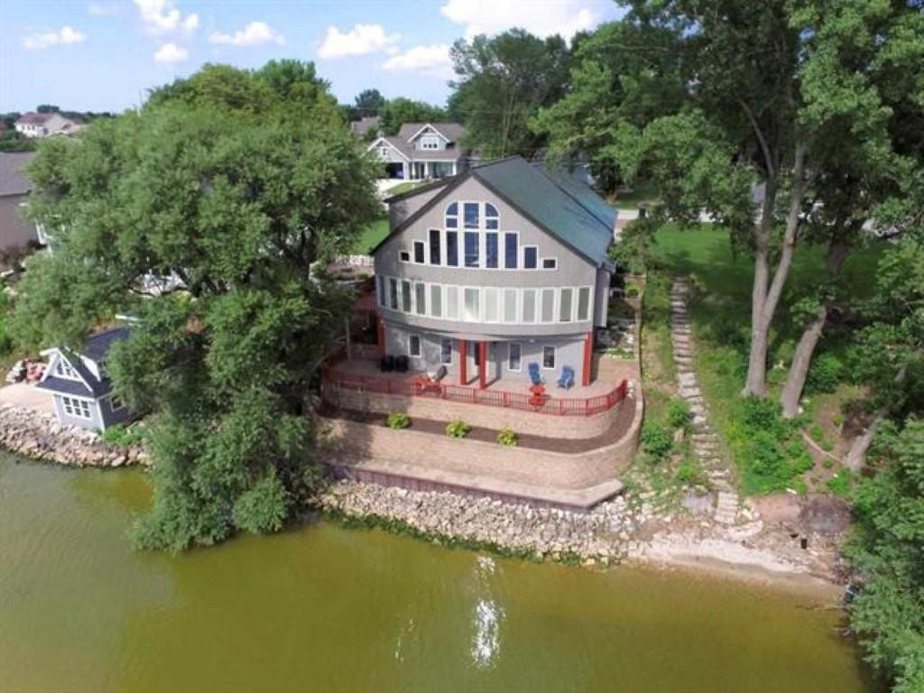 View Single-Family Home For Sale at N7611 LOWER CLIFF ROAD, Sherwood, WI