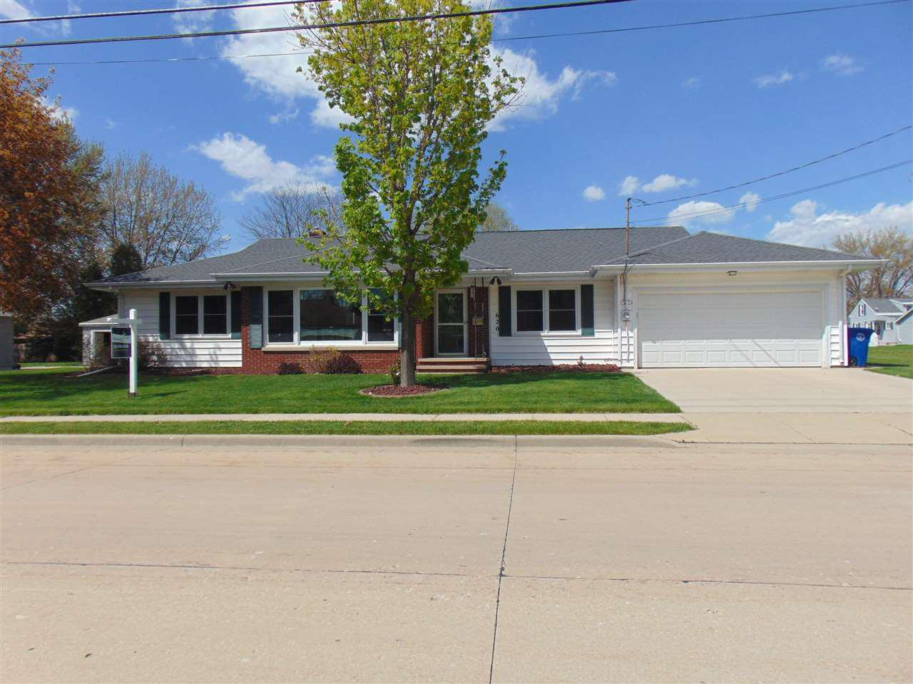 View Single-Family Home For Sale at 620 W MCKINLEY AVENUE, Little Chute, WI