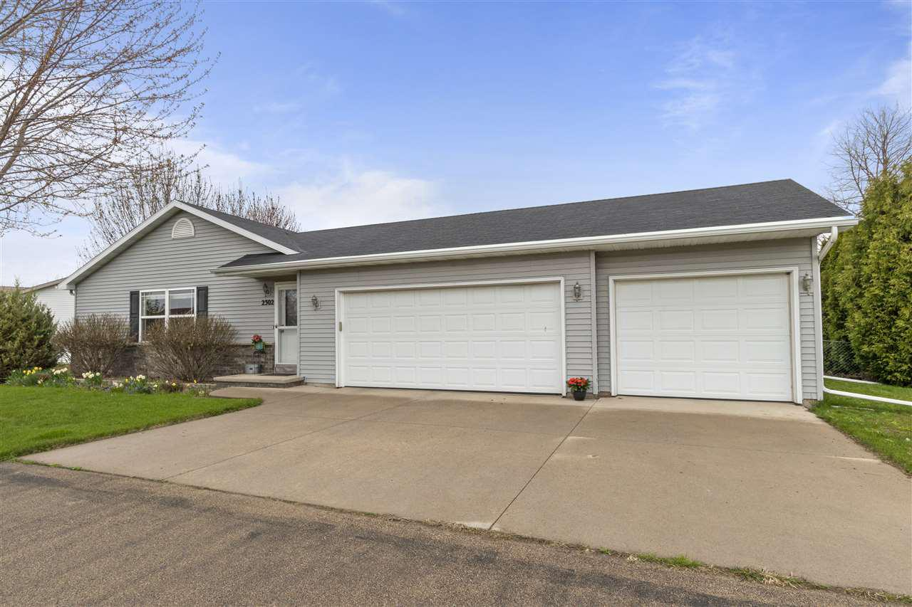 View Single-Family Home For Sale at W2302 BLOCK ROAD, Appleton, WI