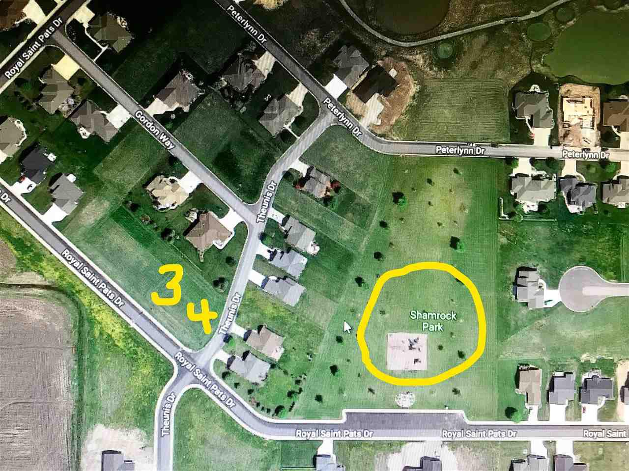 View Vacant Land For Sale at 427 ROYAL ST PATS DRIVE, Wrightstown, WI