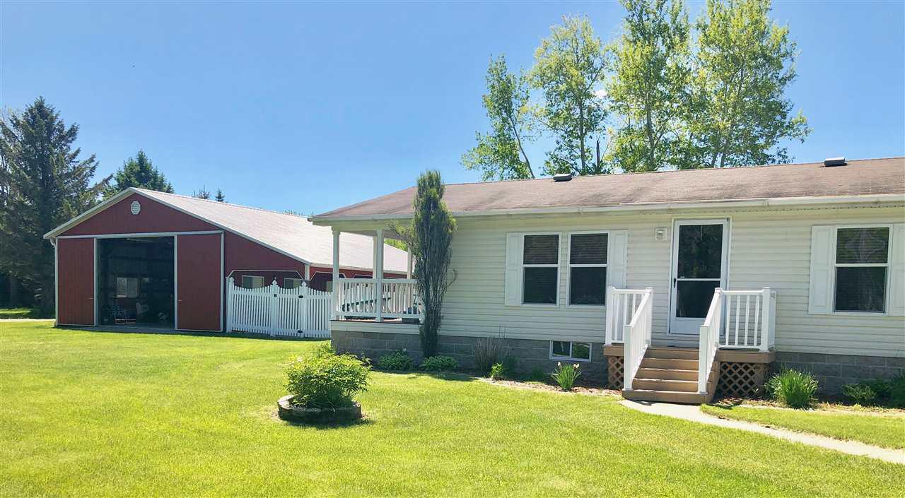 View Single-Family Home For Sale at W6733 2.5 LANE, Menominee, MI