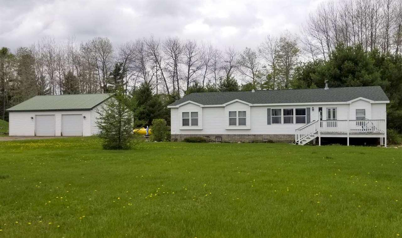 View Single-Family Home For Sale at W6402 PAYETTE ROAD, Niagara, WI