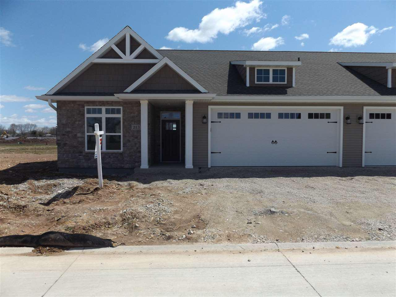 View Single-Family Home For Sale at 213 SMITHFIELD DRIVE, Kimberly, WI