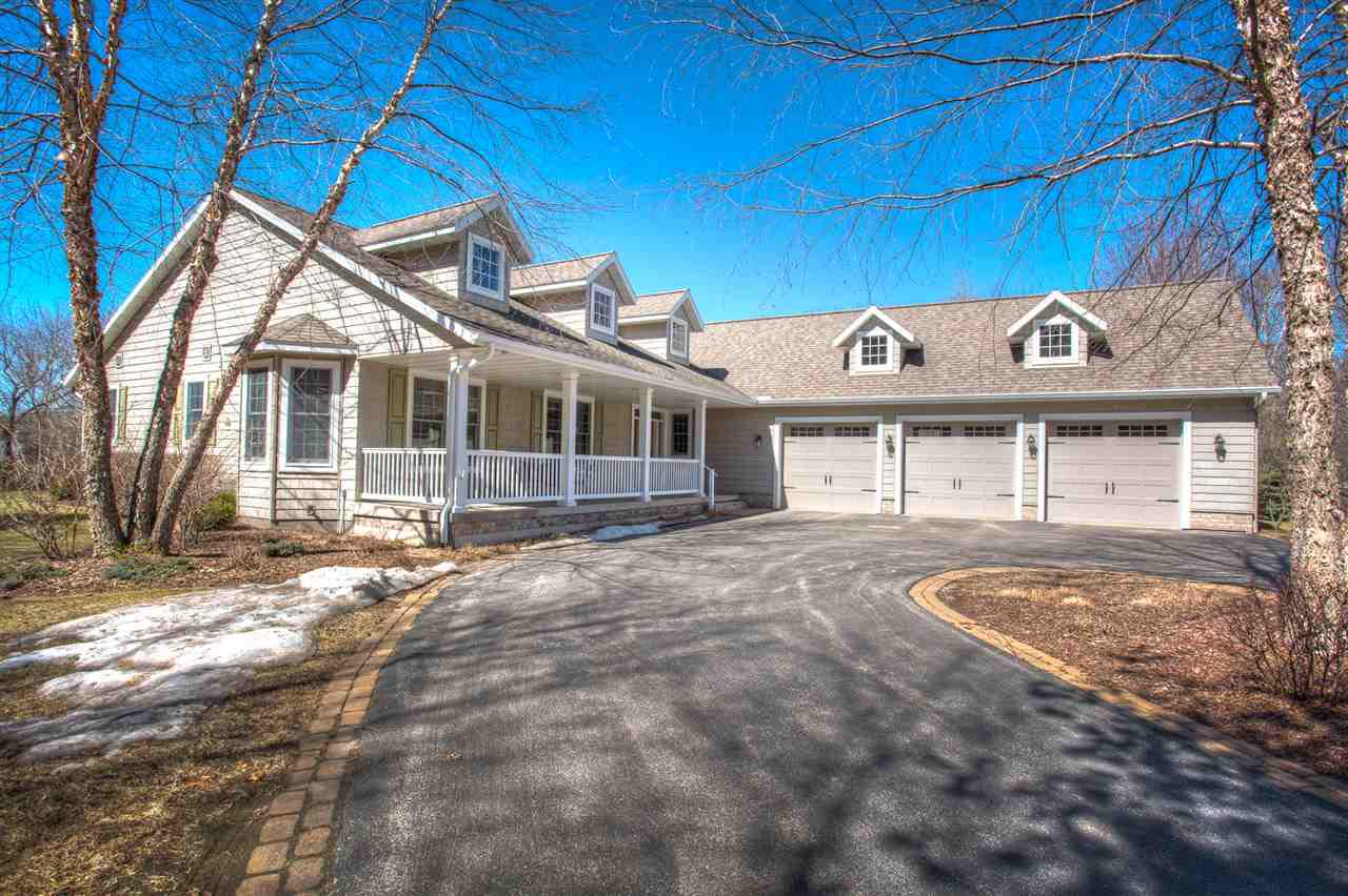 View Single-Family Home For Sale at N2811 STANLEY LANE, Marinette, WI