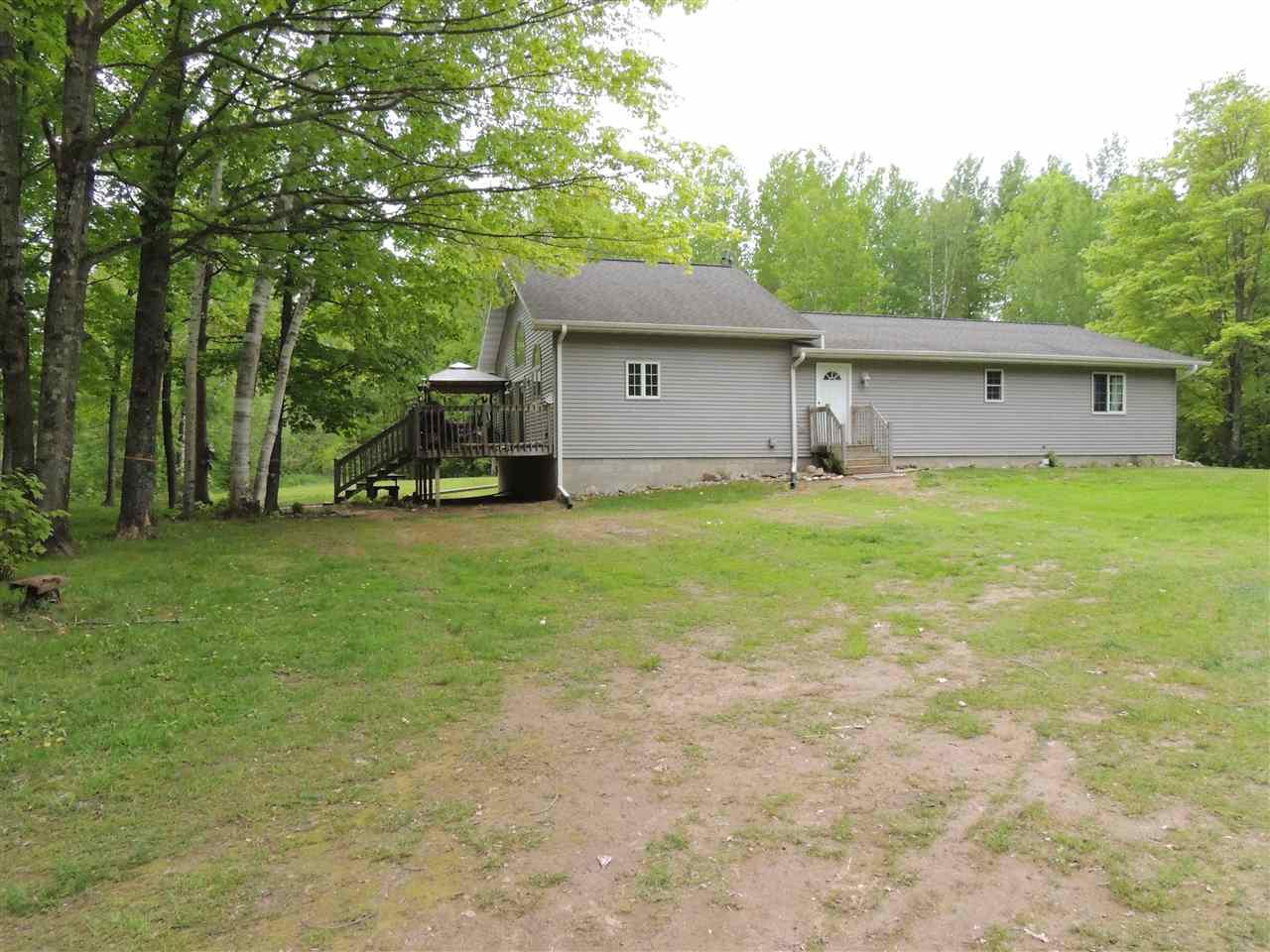 View Single-Family Home For Sale at 9495 KINZINGER LANE, Pound, WI