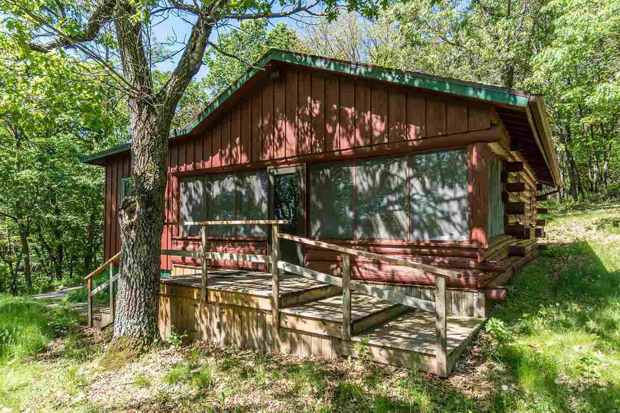 View Single-Family Home For Sale at W8845 Dupless Rd, Portage, WI