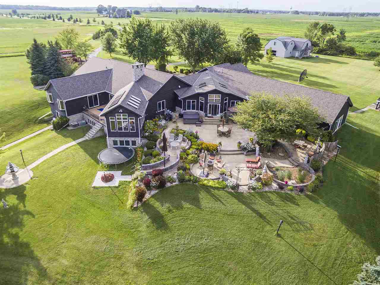 View Single-Family Home For Sale at 6953 SHANTY ROAD, Greenleaf, WI