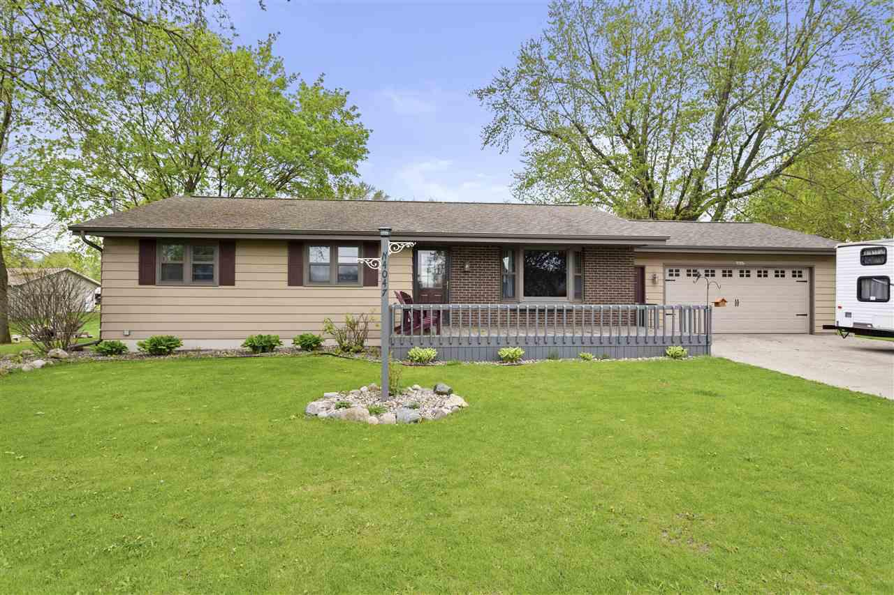 View Single-Family Home For Sale at N4047 LIBERTY LANE, Freedom, WI