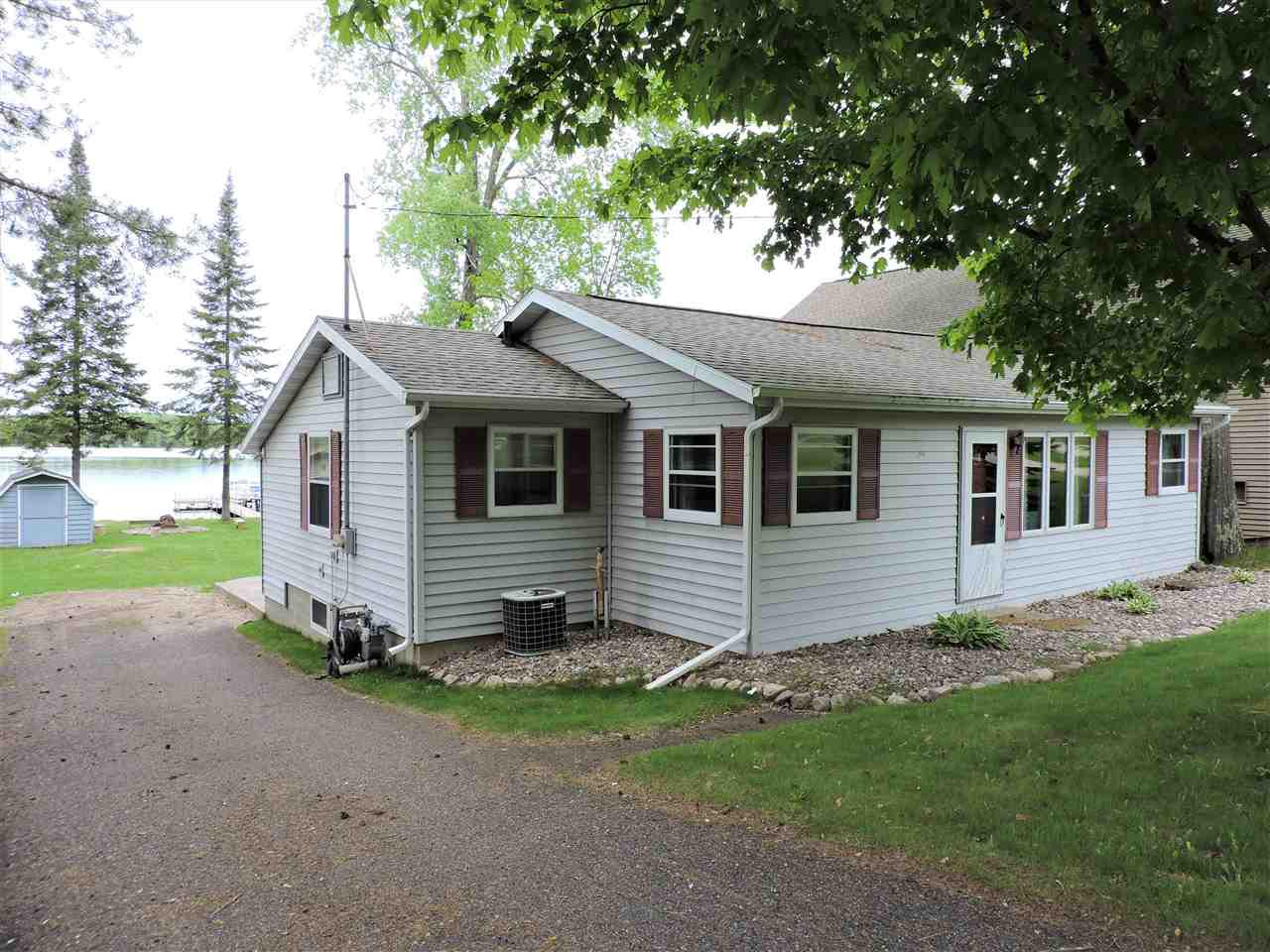 View Single-Family Home For Sale at 11923 E ANDERSON ROAD, Suring, WI