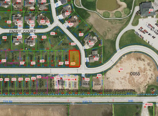 View Vacant Land For Sale at 215 ROYAL ST PATS DRIVE, Wrightstown, WI