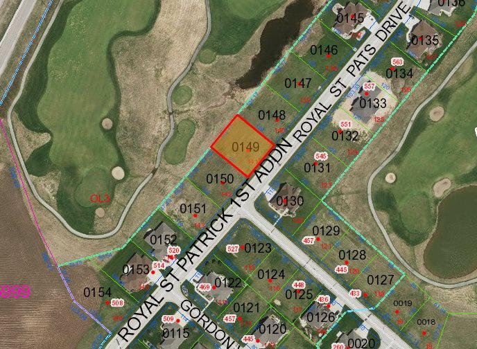 View Vacant Land For Sale at 538 ROYAL ST PATS DRIVE, Wrightstown, WI