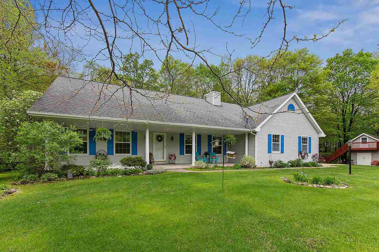 View Single-Family Home For Sale at 4485 VALHALLA ROAD, New Franken, WI