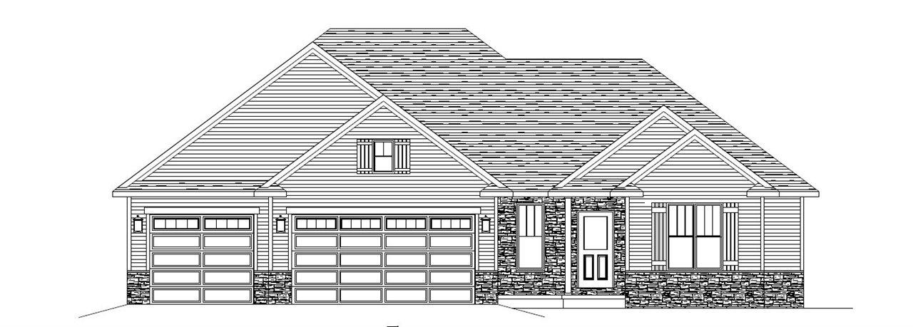 View Single-Family Home For Sale at 3629 GOLDEN HILL COURT, Appleton, WI