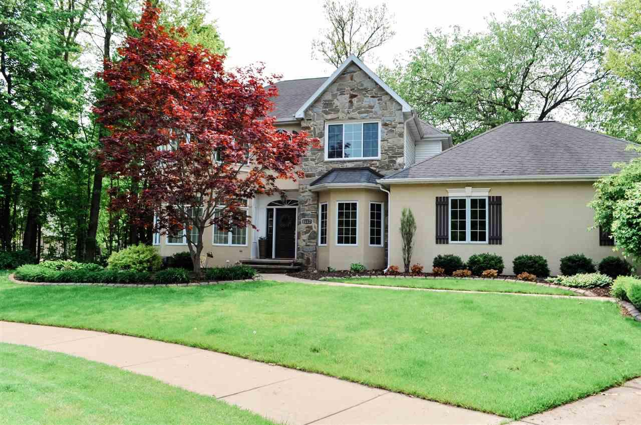 View Single-Family Home For Sale at 2117 CHESTERFIELD COURT, Kaukauna, WI