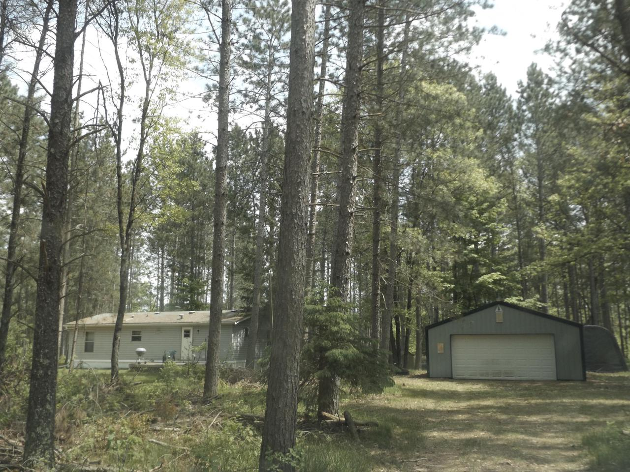 View Single-Family Home For Sale at N9272 Huigen Ln, Crivitz, WI