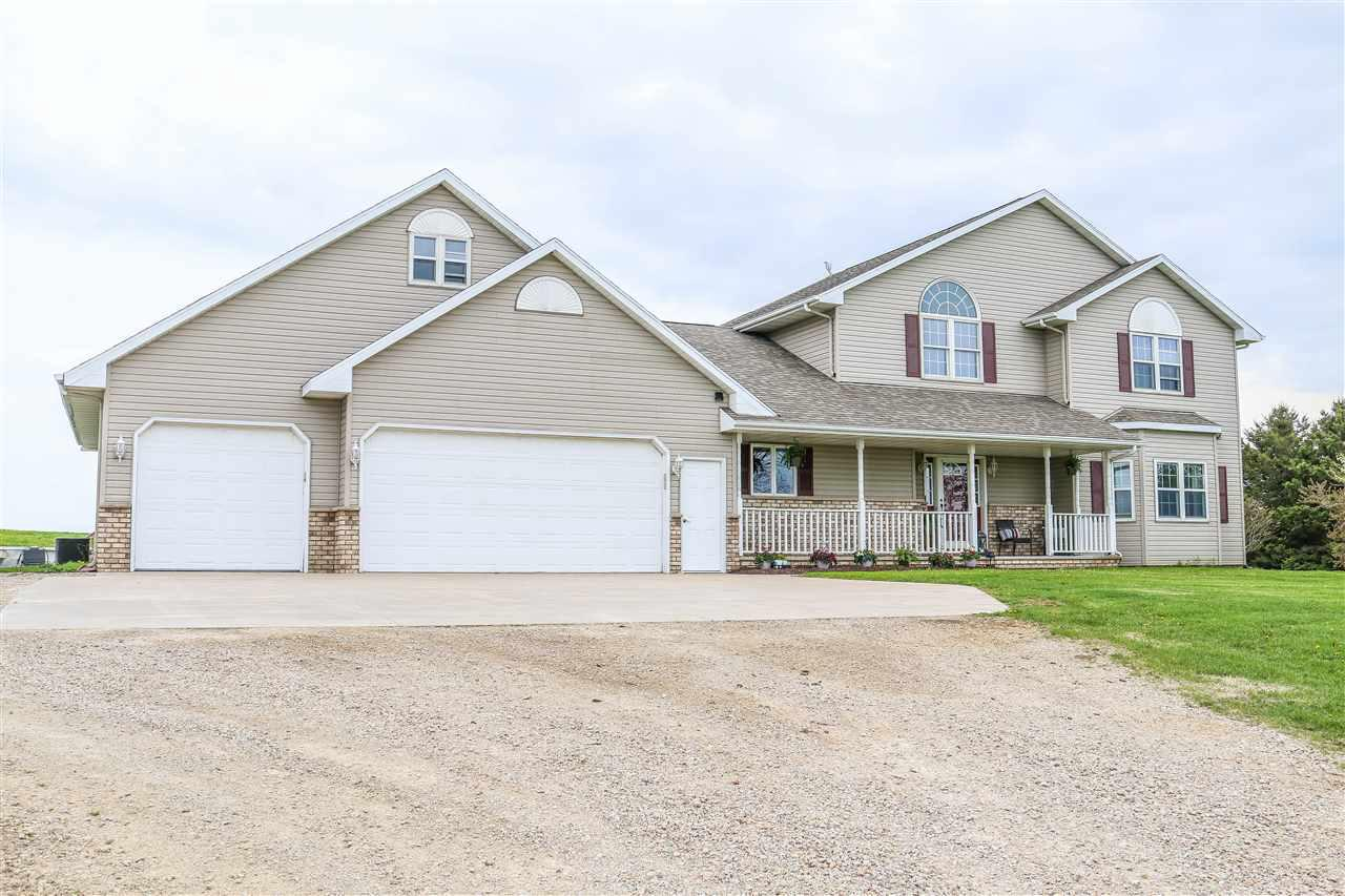 View Single-Family Home For Sale at W9811 SCHOOL ROAD, Hortonville, WI