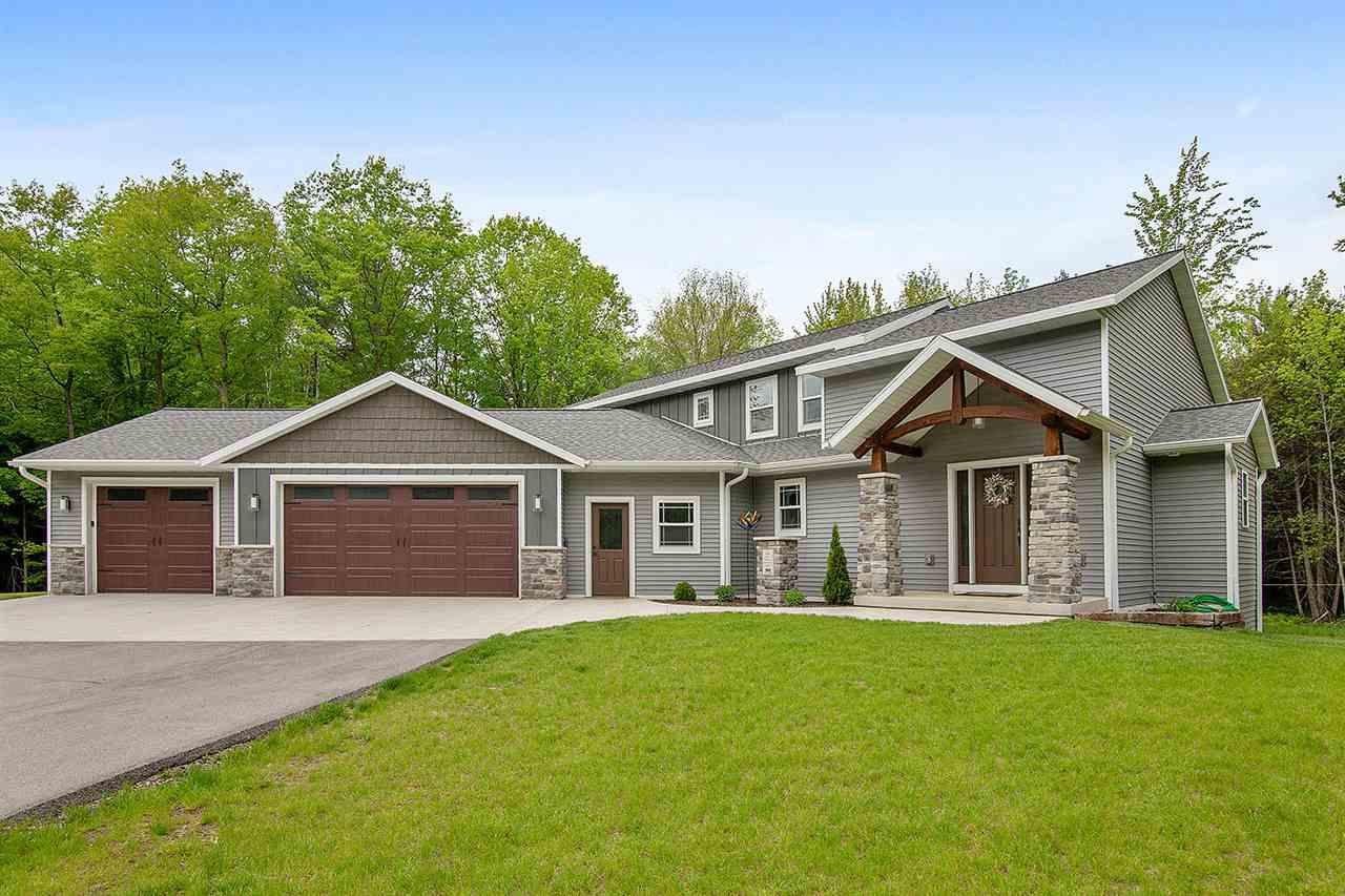 View Single-Family Home For Sale at 3998 LIEGEOIS ROAD, Oconto, WI