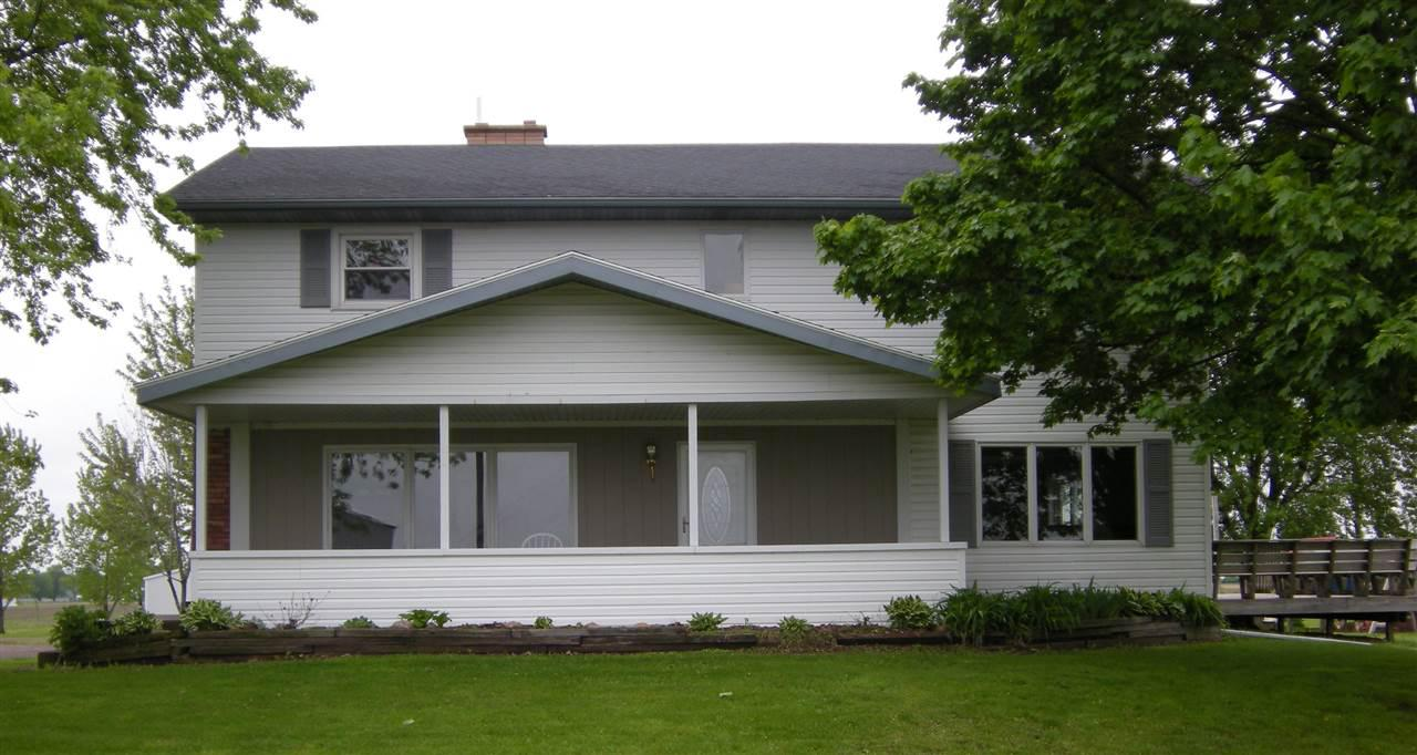 View Single-Family Home For Sale at N8765 ASH ROAD, Bear Creek, WI