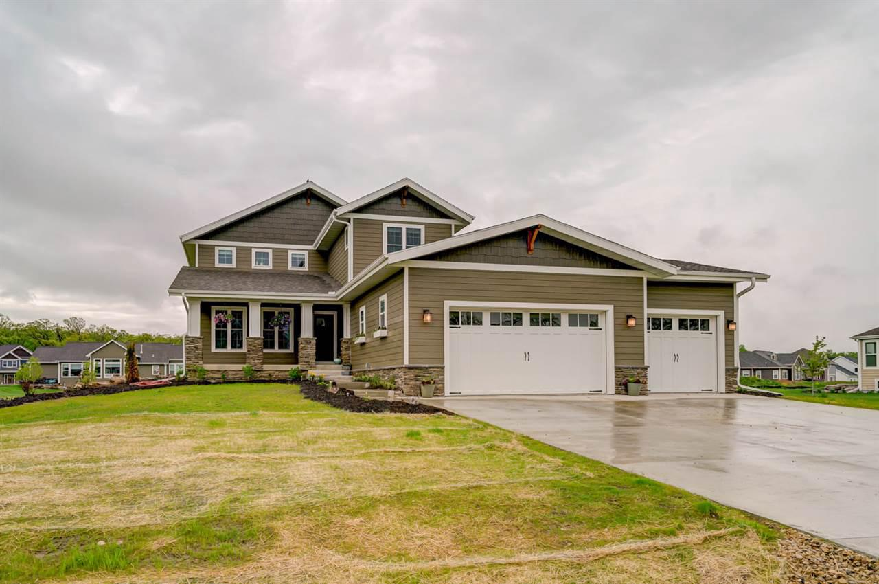 View Single-Family Home For Sale at 6462 REVERE PASS, Deforest, WI