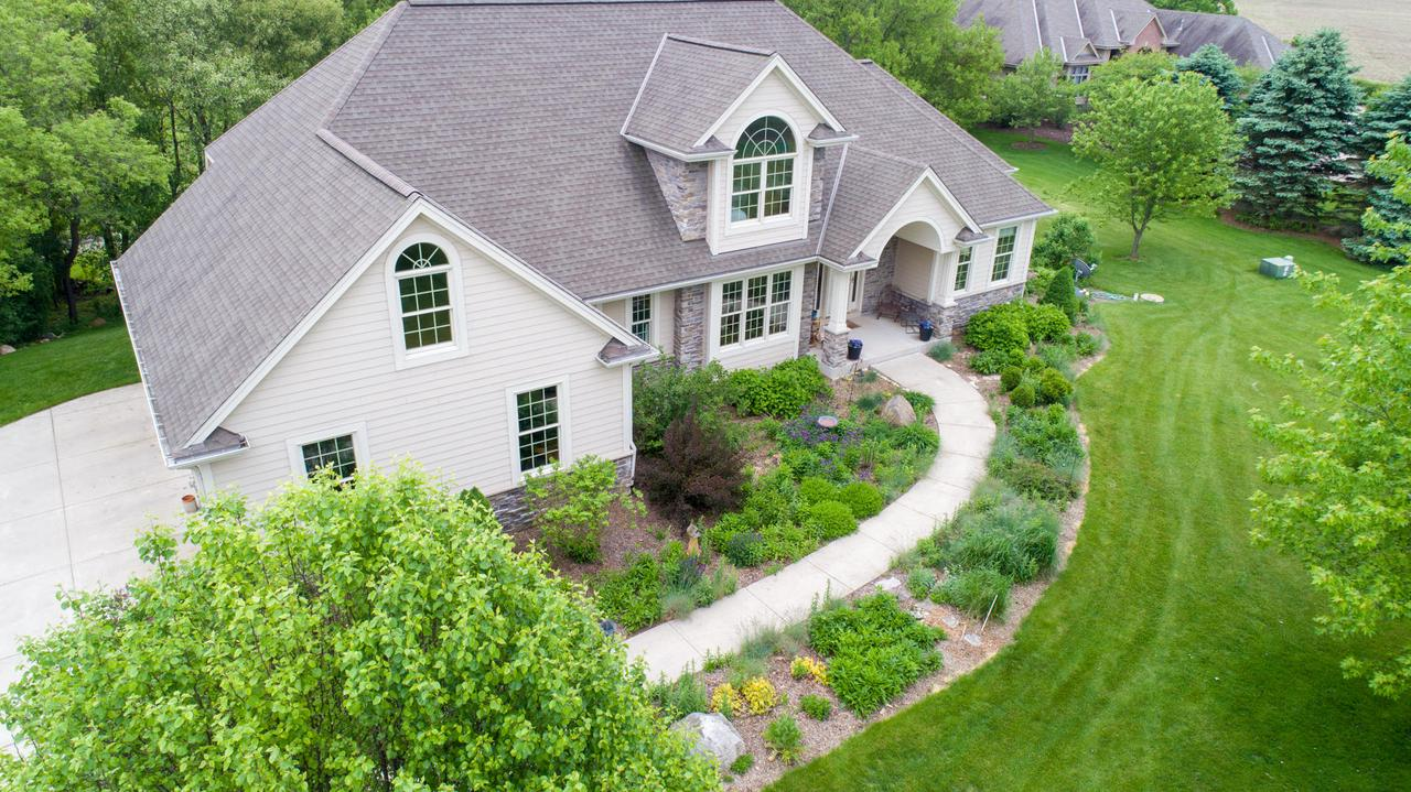 View Single-Family Home For Sale at W349S8264 N Whitetail Dr, Eagle, WI