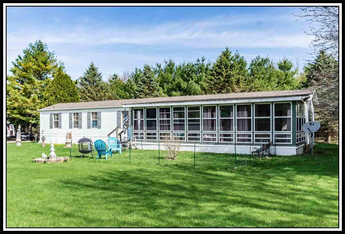View Single-Family Home For Sale at N5060 HWY 76, Shiocton, WI