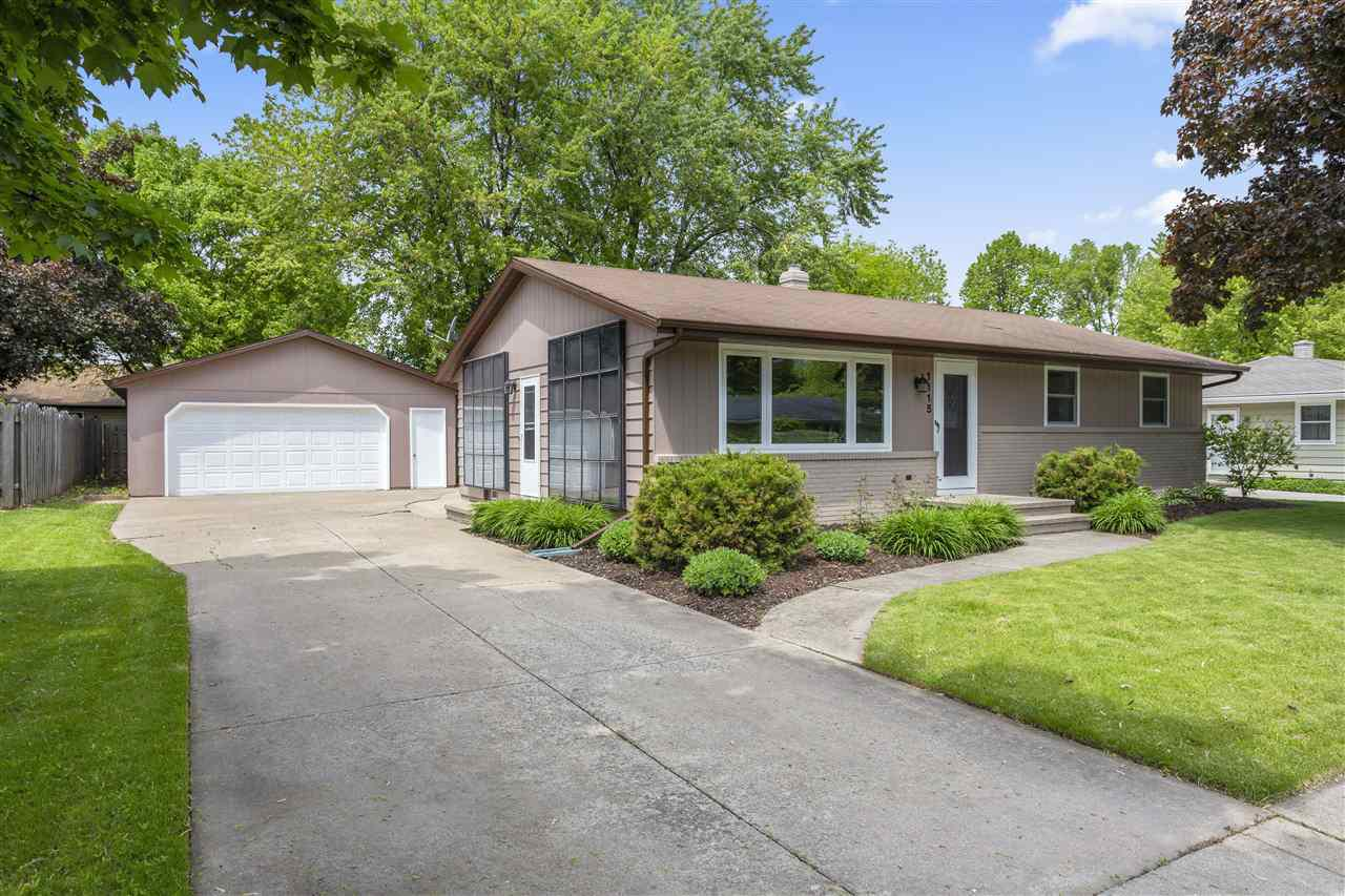 View Single-Family Home For Sale at 1115 CYPRESS STREET, Little Chute, WI