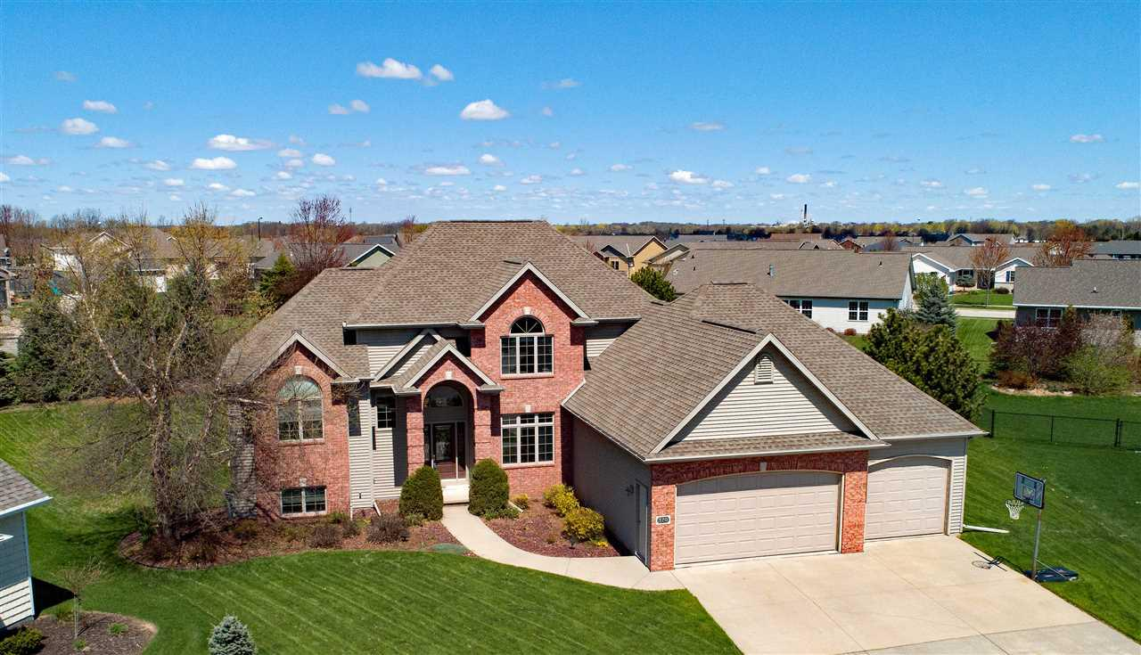 View Single-Family Home For Sale at 570 TRUDELL COURT, Combined Locks, WI