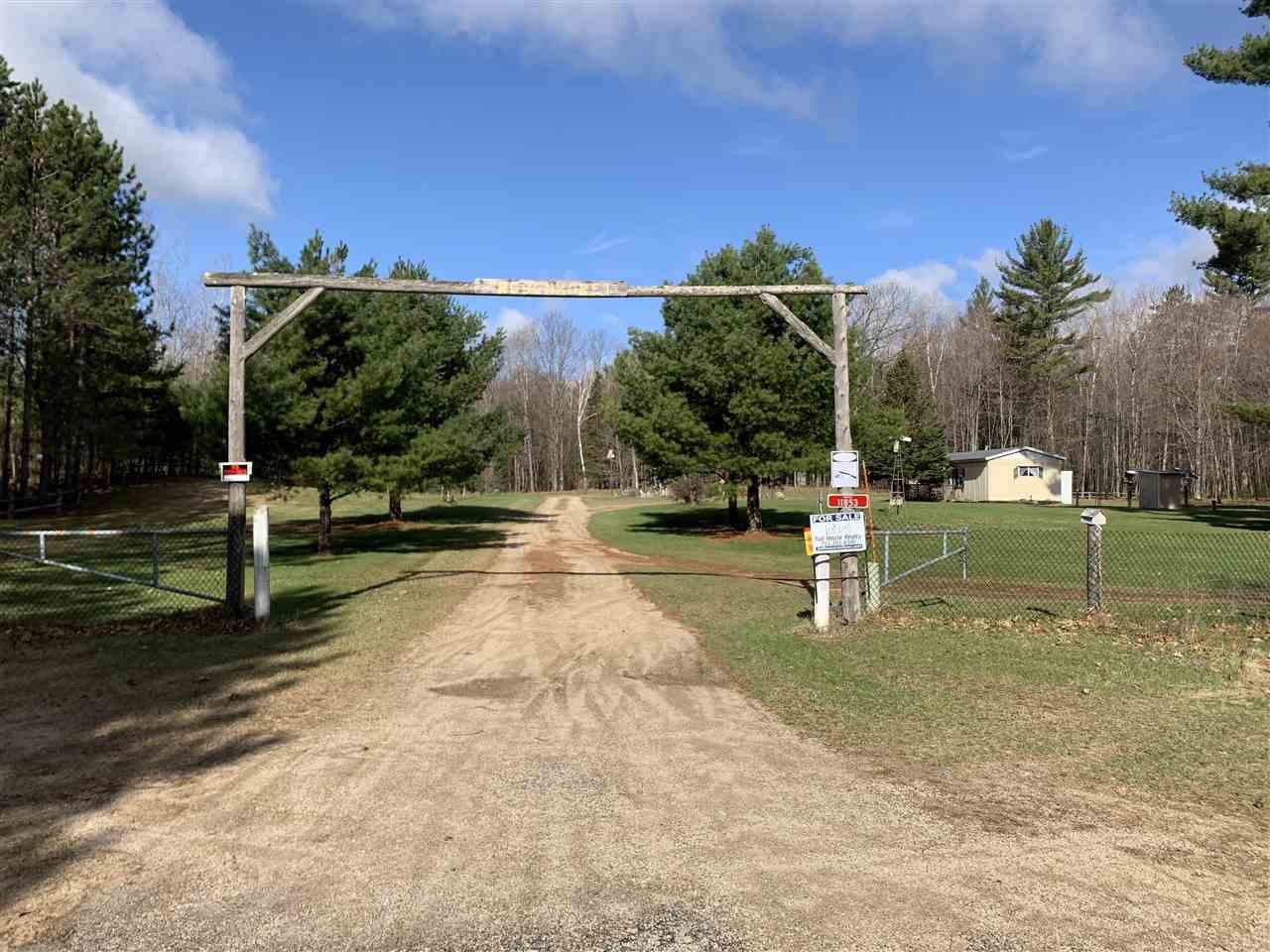 View Vacant Land For Sale at 11853 ROBENHORST LANE, Suring, WI