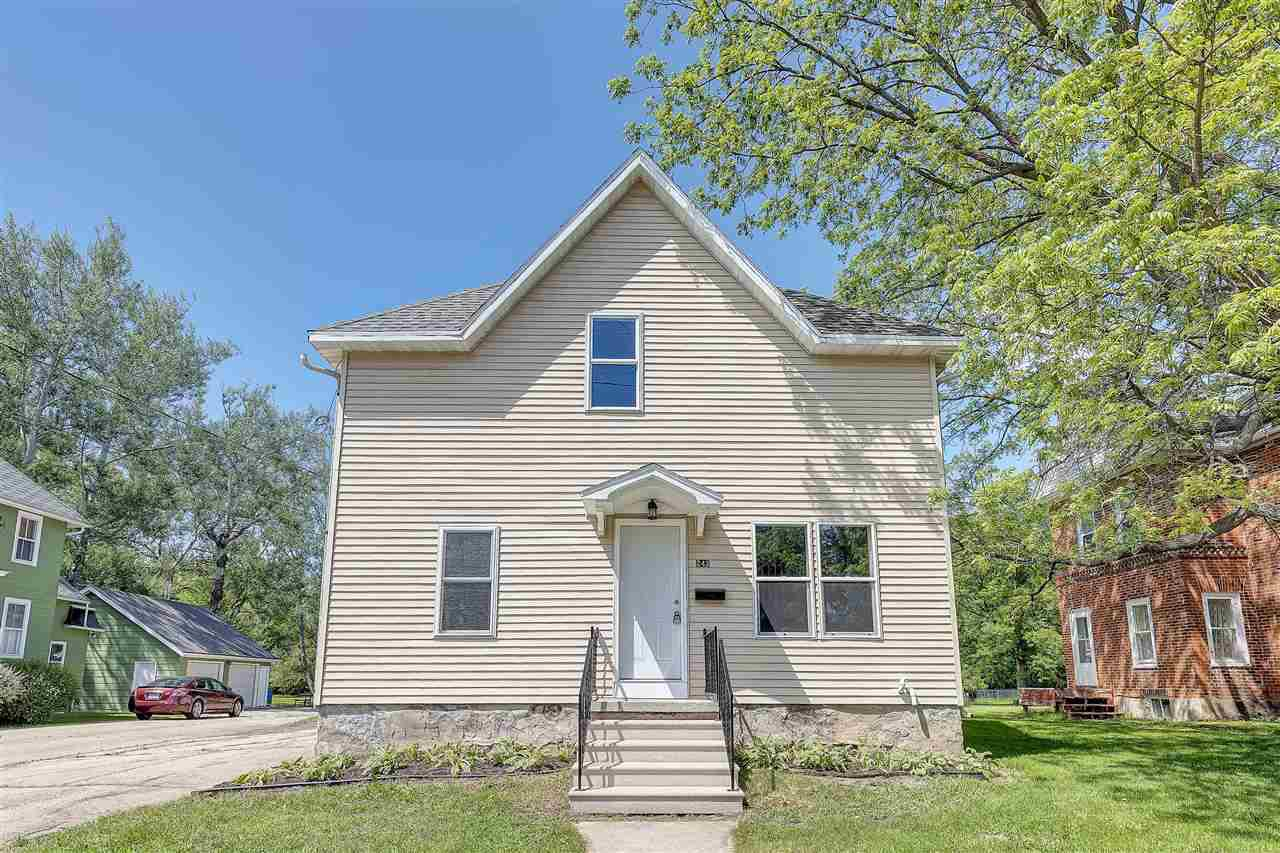 View Single-Family Home For Sale at 243 E PEARL STREET, Seymour, WI