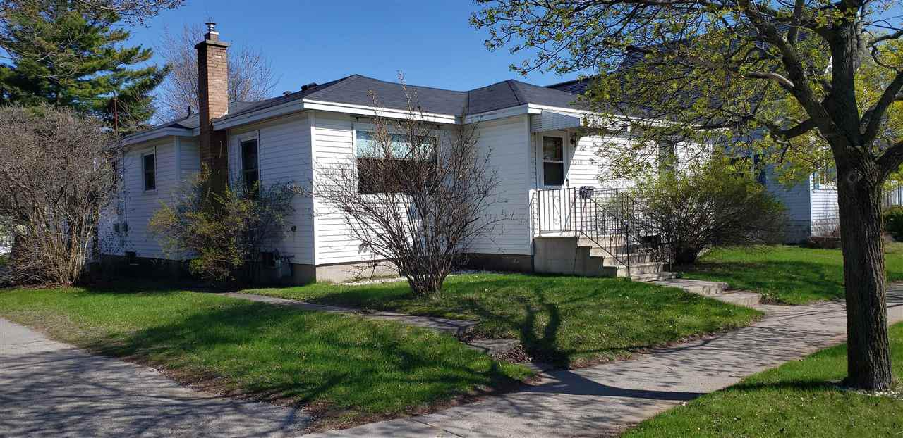 View Single-Family Home For Sale at 1318 SHORE DRIVE, Marinette, WI
