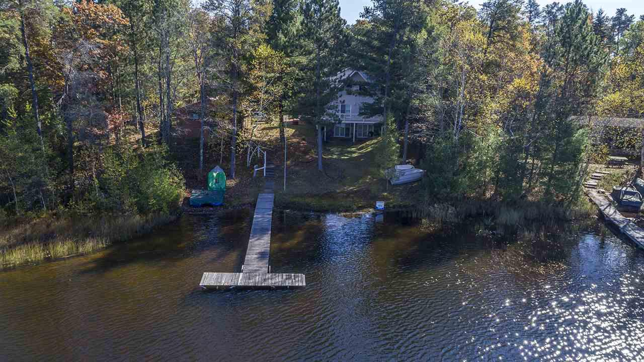 View Single-Family Home For Sale at N11609 S LOST LAKE TRAIL, Athelstane, WI