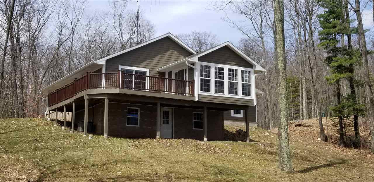 View Single-Family Home For Sale at W16275 HWY H, Fence, WI