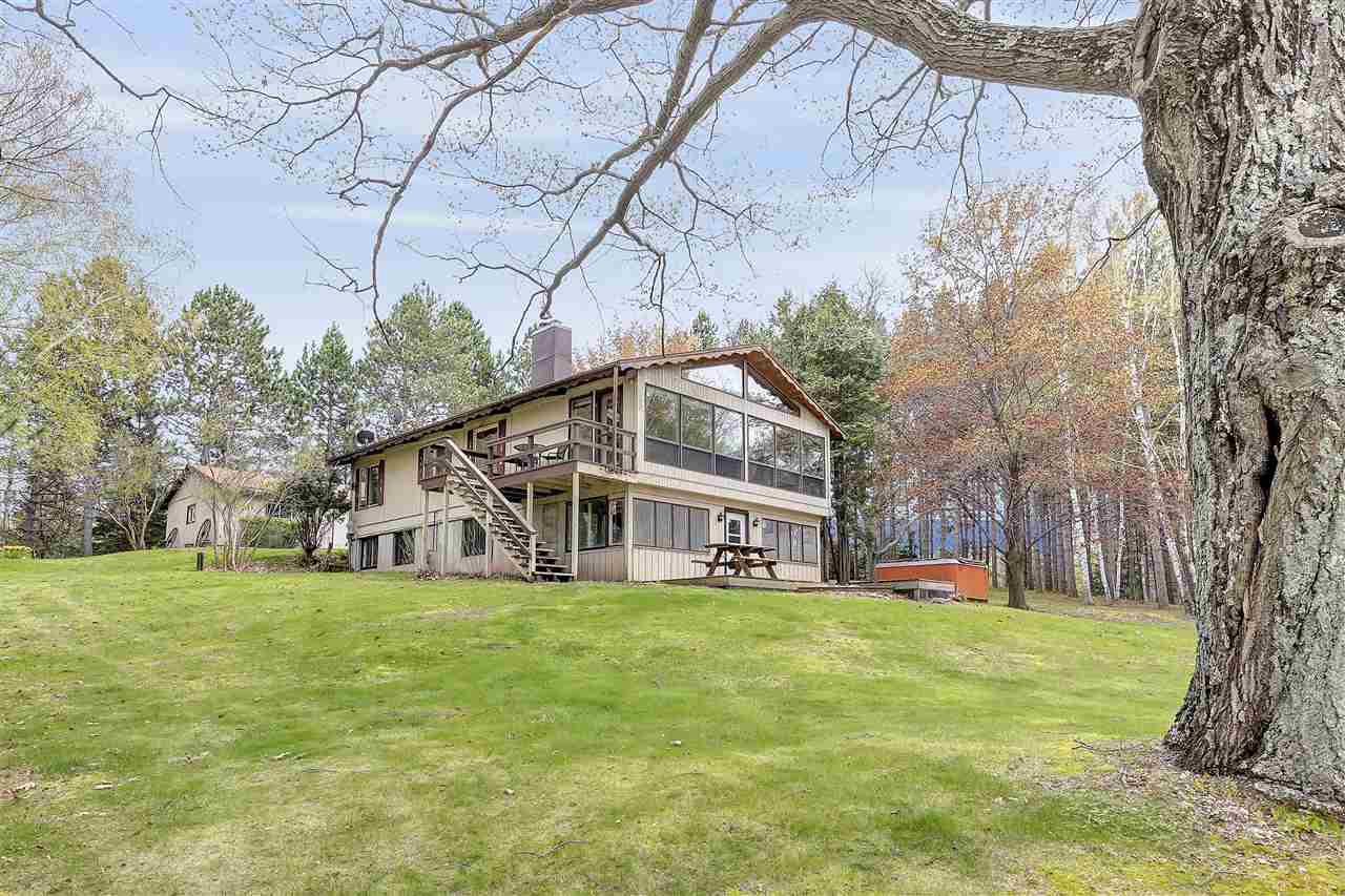 View Single-Family Home For Sale at N8135 SCHOOL FOREST LANE, Crivitz, WI