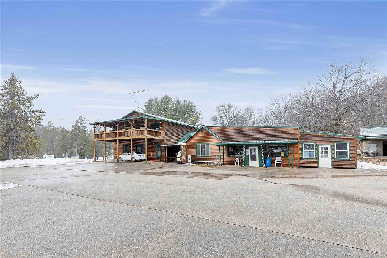 View Commercial For Sale at W12326 PARKWAY ROAD, Crivitz, WI