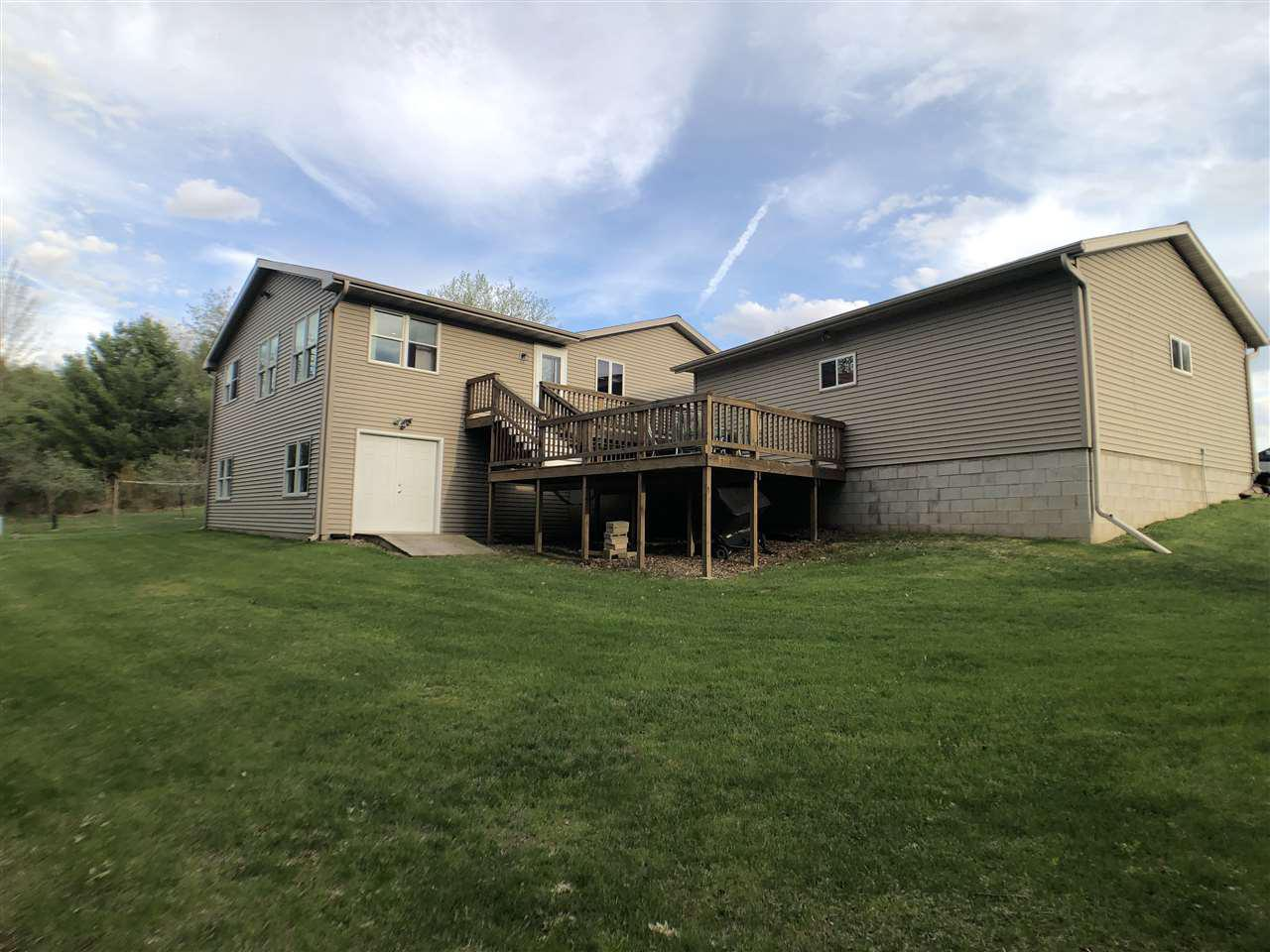 View Single-Family Home For Sale at N6804 SEQUOIA LANE, Cecil, WI